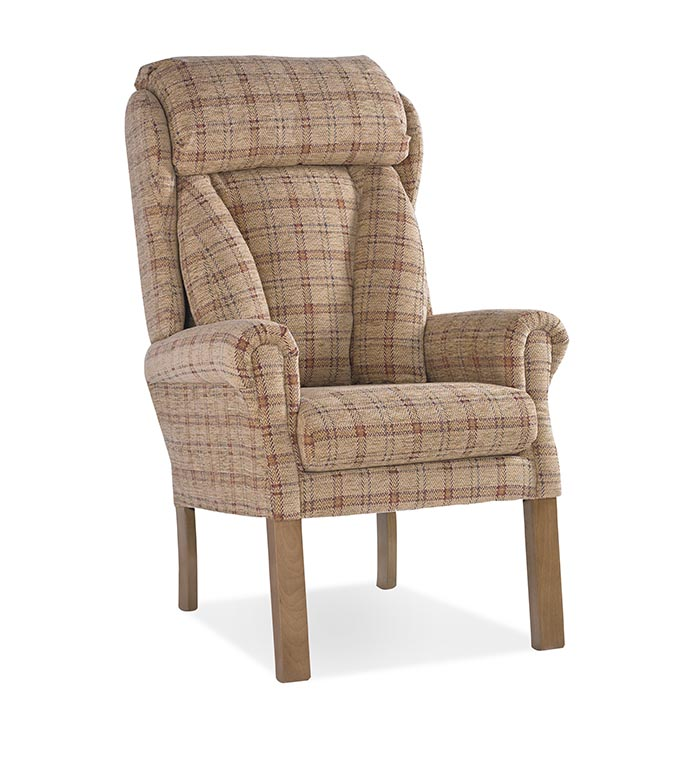 Exceptionnel Picture. CONISTON STRAIGHT LEG HIGH BACK CHAIR